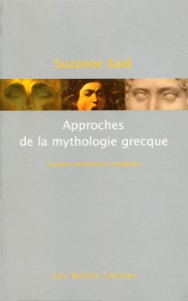 image of Approches de la mythologie grecque