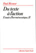 image of Du texte à l'action