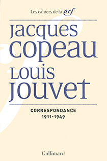 image of Jacques Copeau, Louis Jouvet