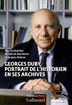 image of George Duby. Portrait de l'historien en ses archives