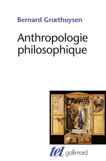 image of Anthropologie philosophique