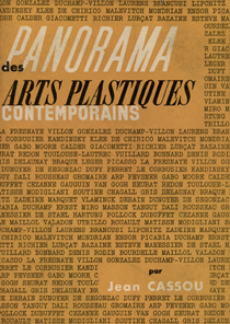 image of Panorama des arts plastiques contemporains