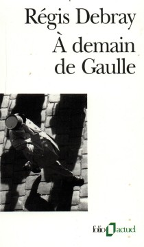 image of A demain de Gaulle