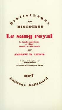 image of Le Sang royal