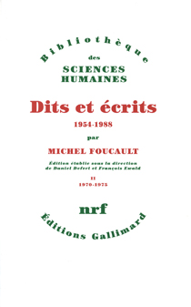 image of Dits et écrits, 1954-1988, Tome II