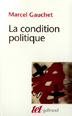 image of La condition politique