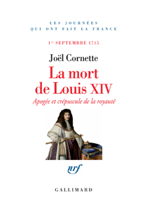 image of La mort de Louis XIV