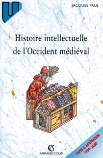 image of Histoire intellectuelle de l'Occident médiéval