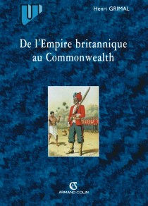 image of De l'Empire britannique au Commonwealth