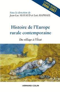 image of Histoire de l'Europe rurale contemporaine