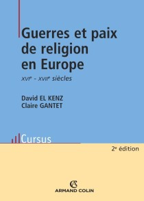 image of Guerres et paix de religion en Europe