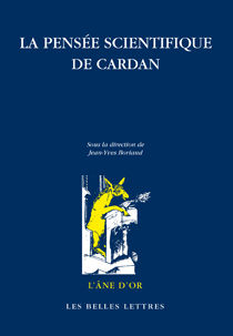 image of La pensée scientifique de Cardan