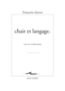 image of Chair et langage