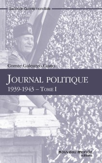 image of Journal politique, Tome I