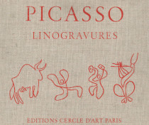 image of Picasso, Linogravures