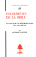 image of Interprètes de la Bible