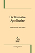 image of Dictionnaire Apollinaire