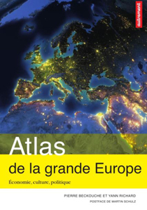 image of Atlas de la grande Europe