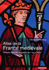 image of Atlas de la France médiévale