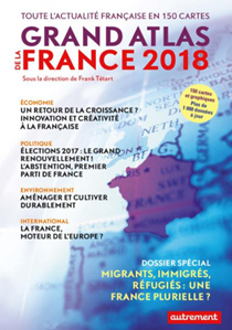 image of Grand Atlas de la France 2018