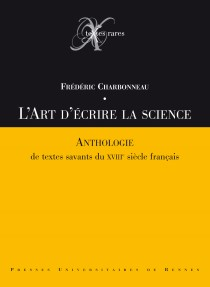 image of L'Art d'écrire la science