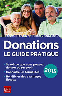 image of Donations, le guide pratique 2015