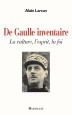 image of De Gaulle inventaire