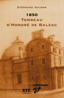image of 1850. Tombeau d'Honoré de Balzac