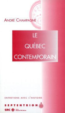image of Le Québec contemporain