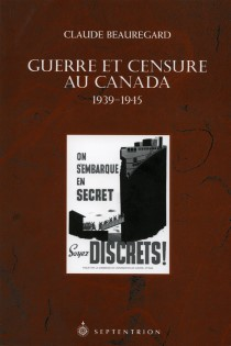 image of Guerre et censure au Canada