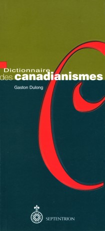 image of Dictionnaire des canadianismes